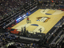The Final Four Floor: Connor Sports Flooring Supplied This NCAA Court For  The Menu0027s 2008 Final Four Tournament In San Antonio, Texas.